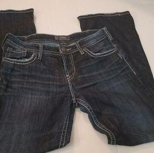 Silver jeans Natsuki